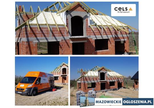 CELS Profesjonalne ocieplanie budynków, poddaszy i fundamentów